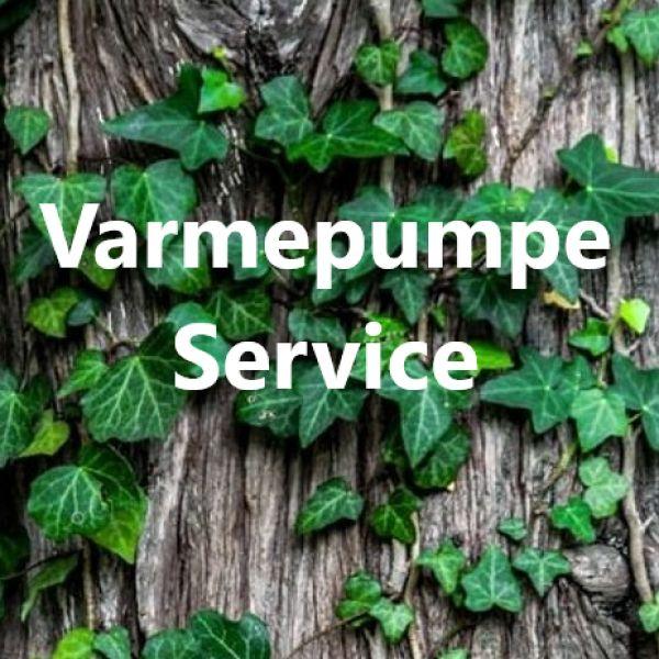 Varmepumpe service hos Jysk Boligopvarmning